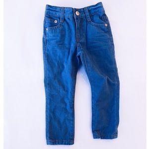 NWOT Mini Boden Colored Jeans